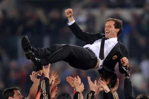 milan campione d'italia 2011
