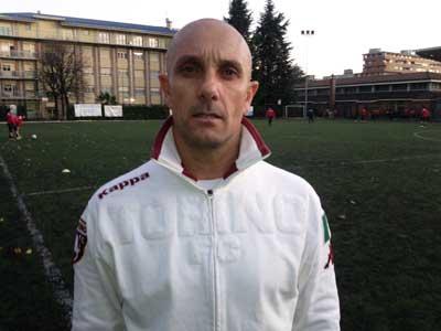 allenatore Torino Calcio- Maurizio Calamita
